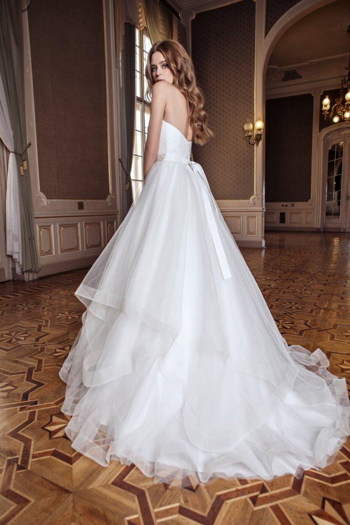 Suknia ślubna Mentes Dominiss - Kolekcja 2017