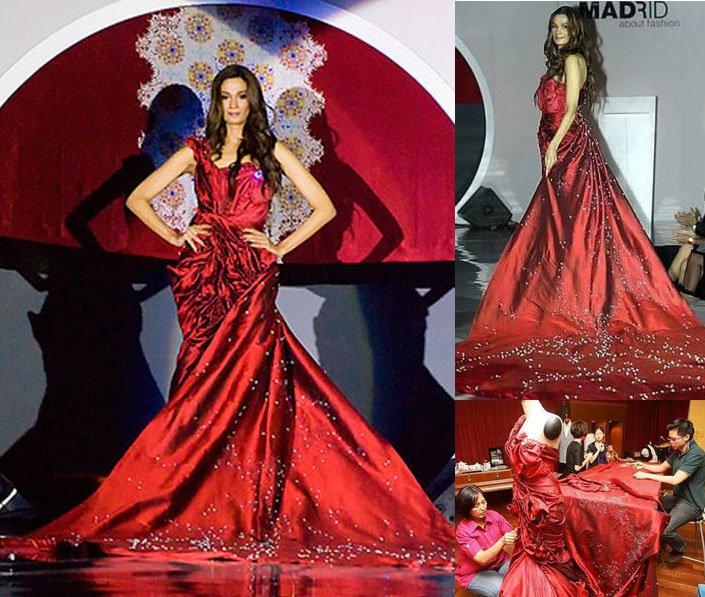 Nightingale Dress of Kuala Lumpur
