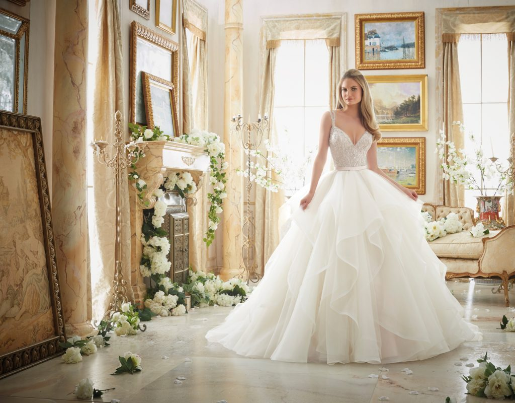 Mori Lee/MGNY 2887 - Suknie ślubne