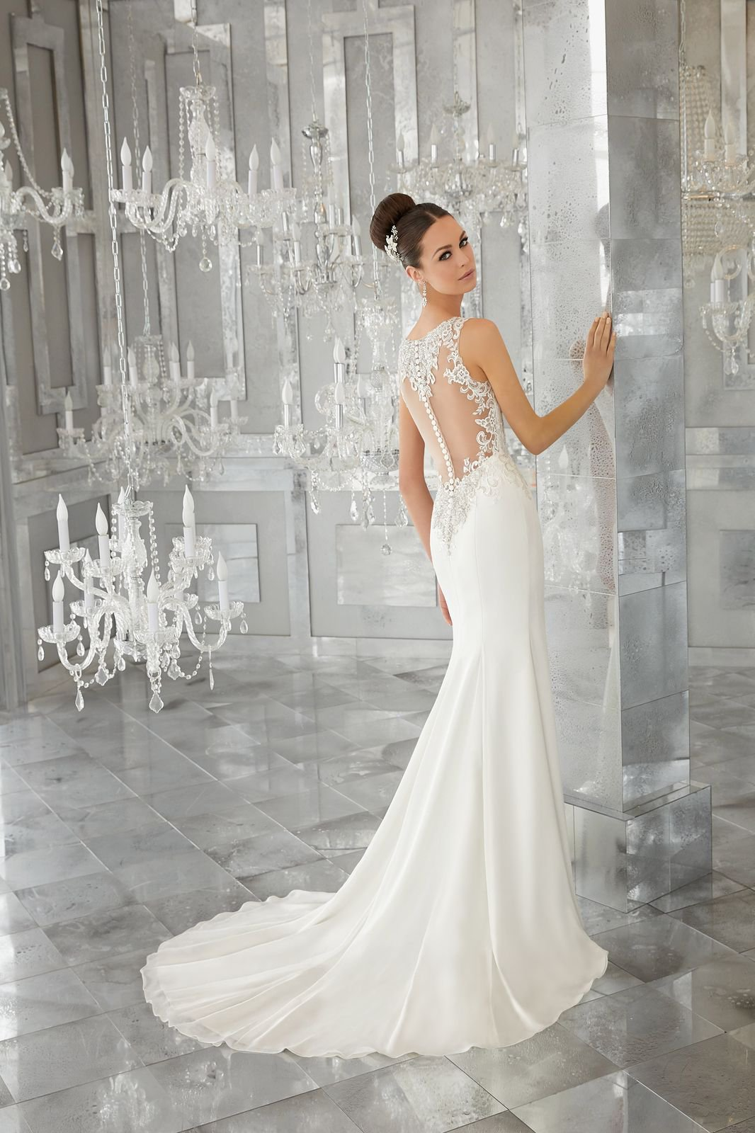 Mori Lee/MGNY – 5564 - EMPIRE