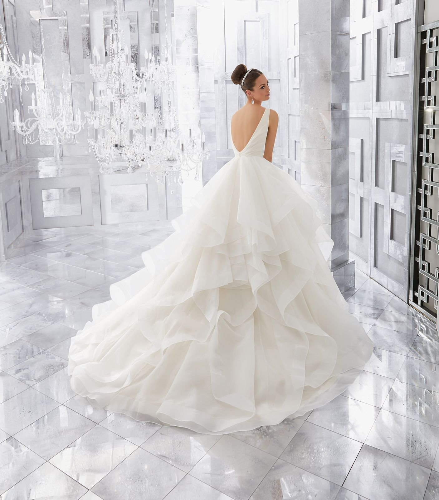 Mori Lee/MGNY – 5577 - Suknie ślubne