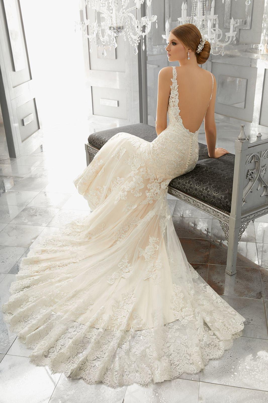 Mori Lee/MGNY – 8186 - Suknie ślubne