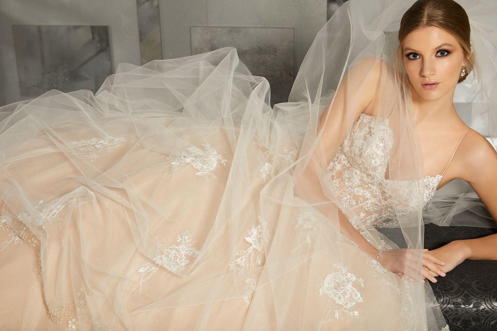Mori Lee/MGNY – 8187 - Suknie ślubne