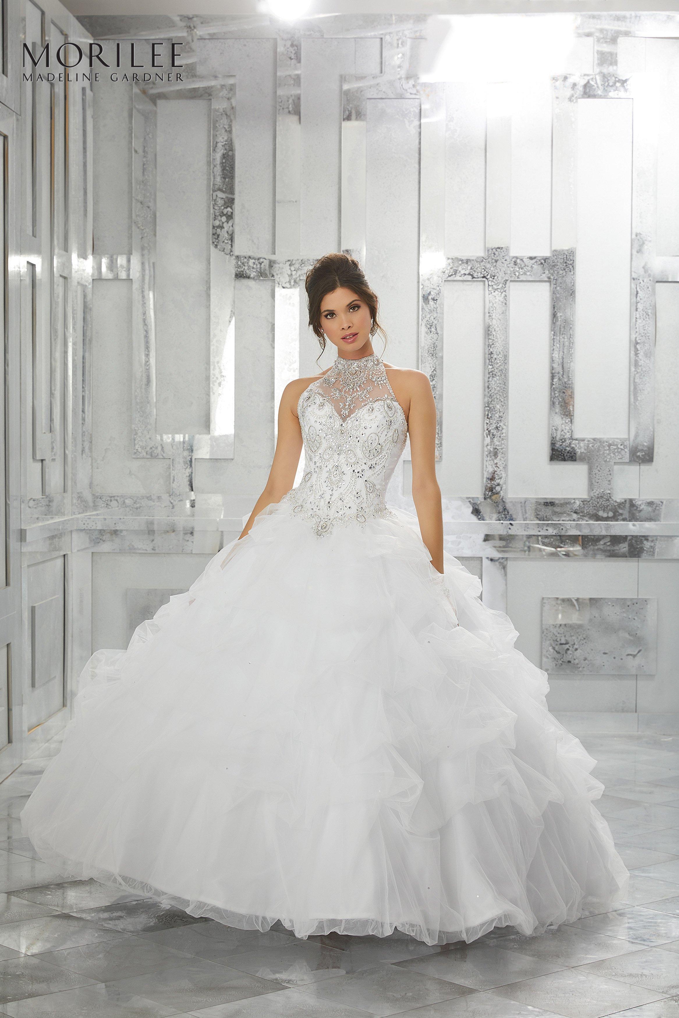 Suknia balowa Mori Lee 89122 - kolorowe