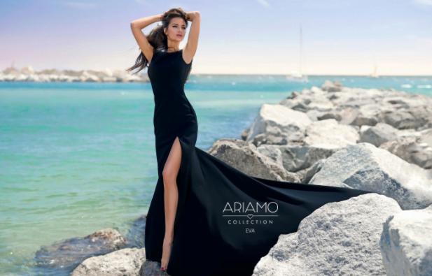 Tesoro/Ariamo – Eva - czarne