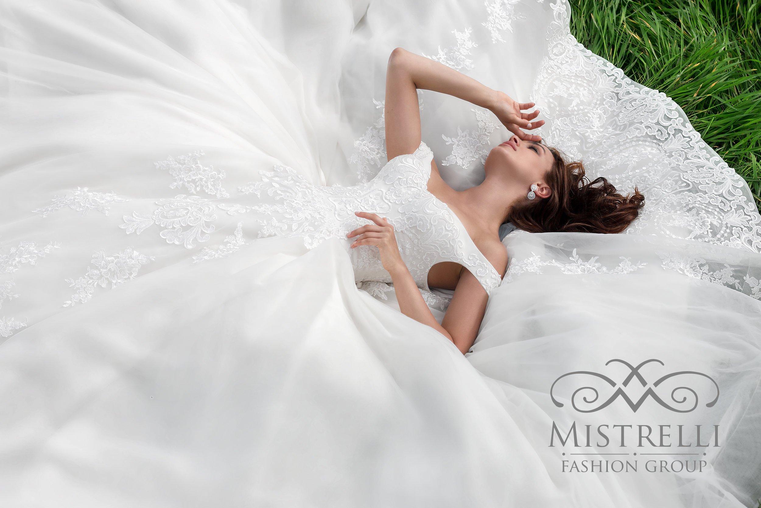 DOROTHEA – Mistrelli - Suknie ślubne