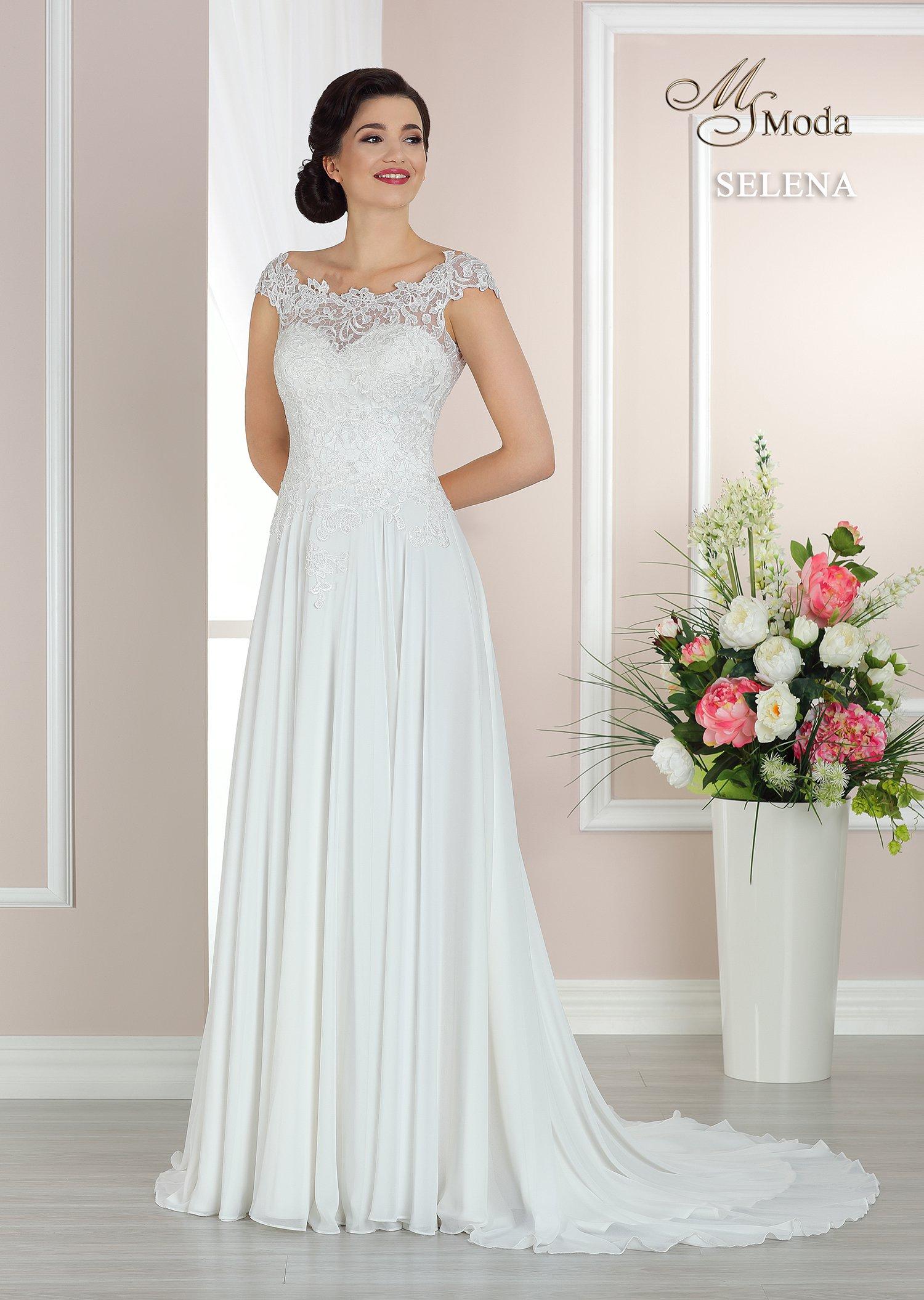 BRIGITTE – Ms Moda - Suknie ślubne
