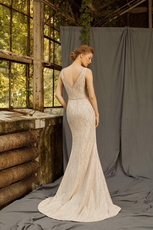 MAXIMA – suknia 6318 - EMPIRE