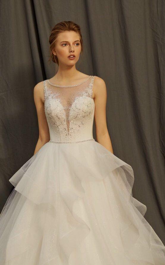 MAXIMA – suknia 0118