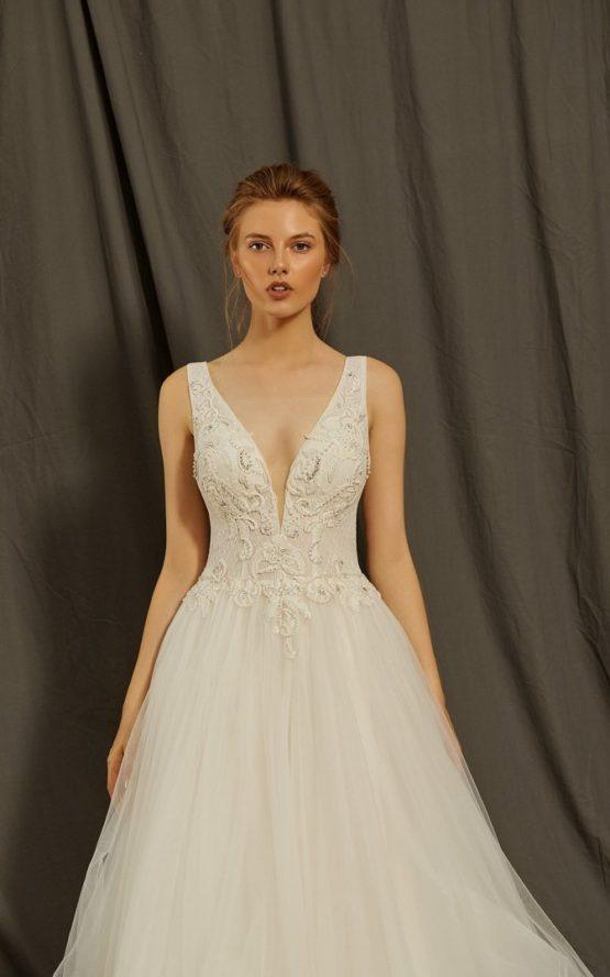 MAXIMA – suknia 2418