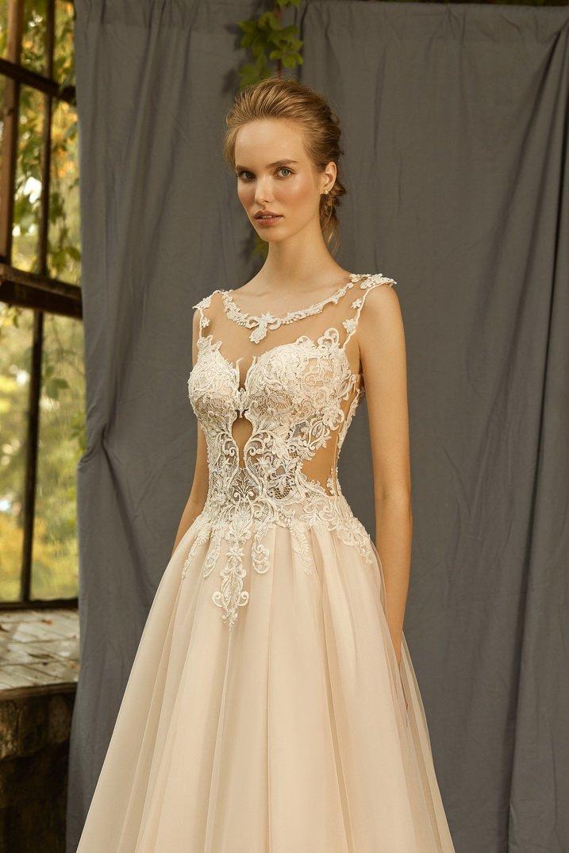 MAXIMA – suknia 3318 - Maxima