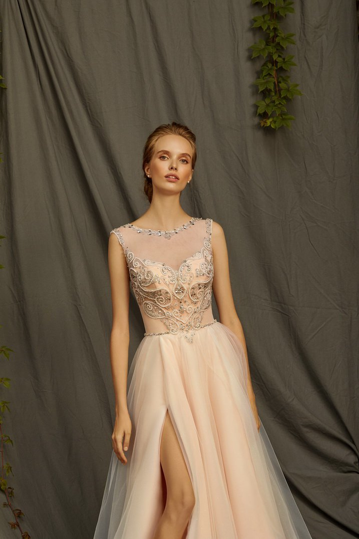 MAXIMA – suknia 4218 - EMPIRE