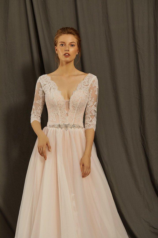 MAXIMA – suknia 5318 - Maxima