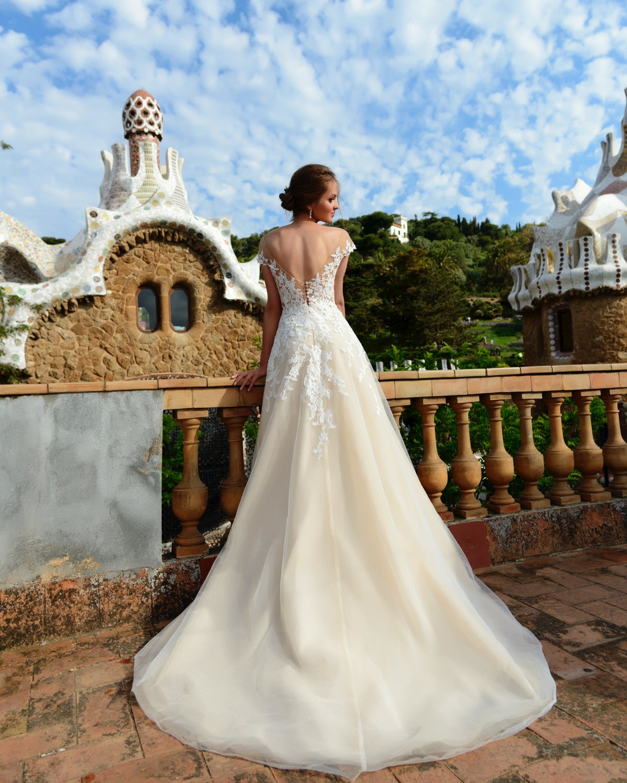 Suknia ślubna Natisha Dominiss - Dominiss