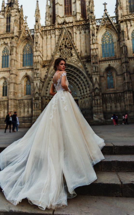 Suknia ślubna Nelson Dominiss
