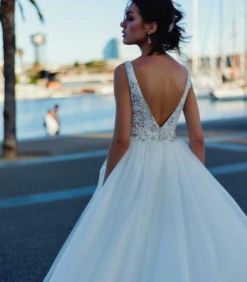 Suknia ślubna Nevada Dominiss