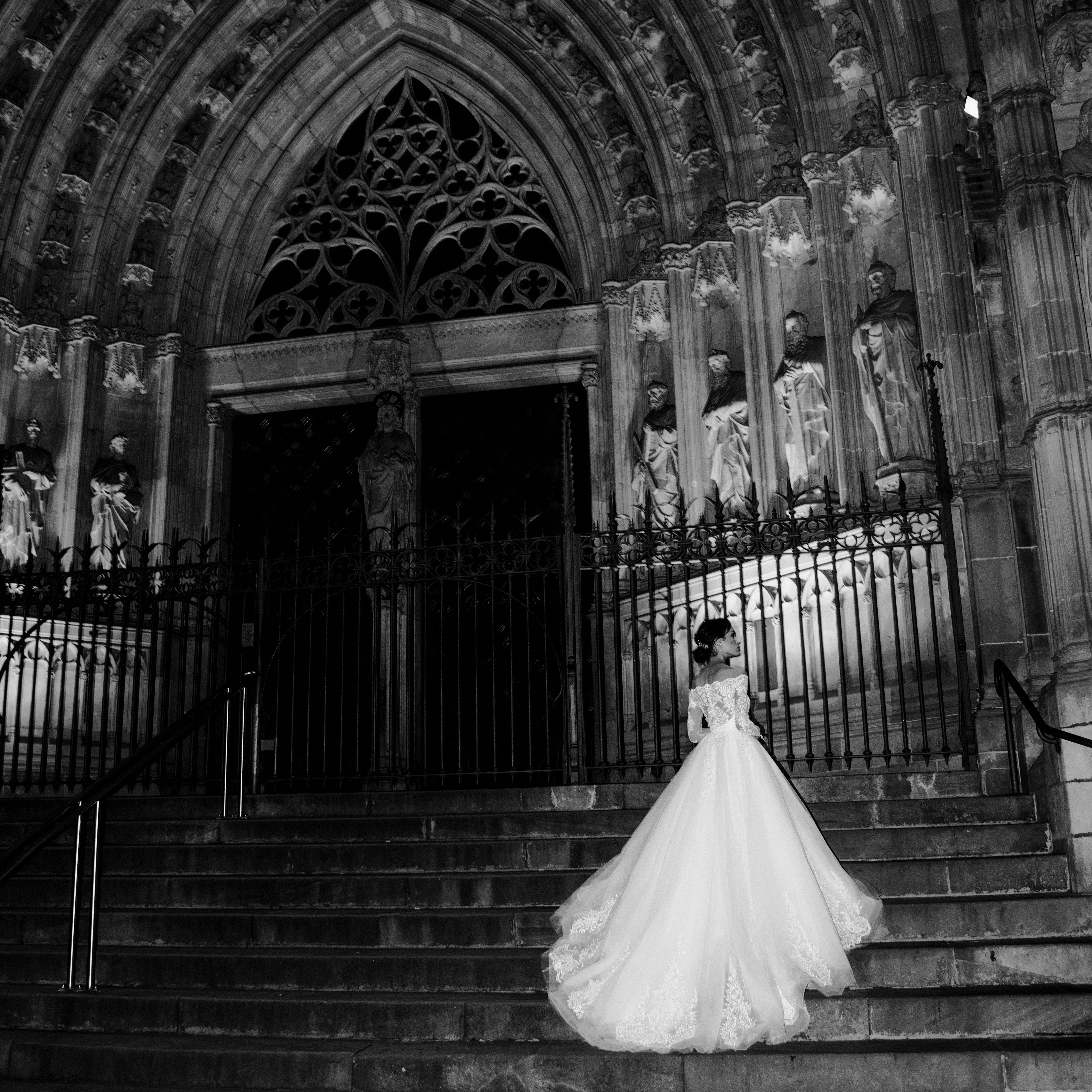 Suknia ślubna Norwood Dominiss - Dominiss