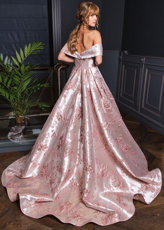 PALERMO – Olya Mak - Różowe/fioletowe
