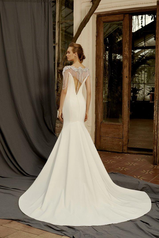 MAXIMA – suknia 42811 - Suknie ślubne