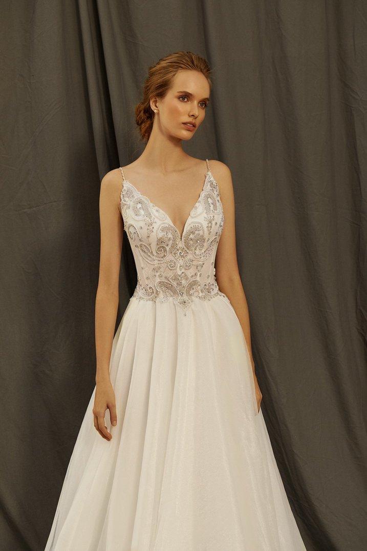 MAXIMA – suknia 42960 - Maxima