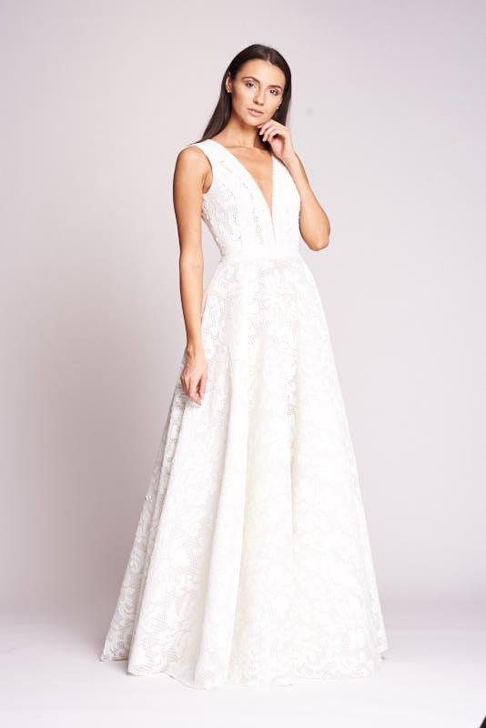 Suknia ślubna MONIKA