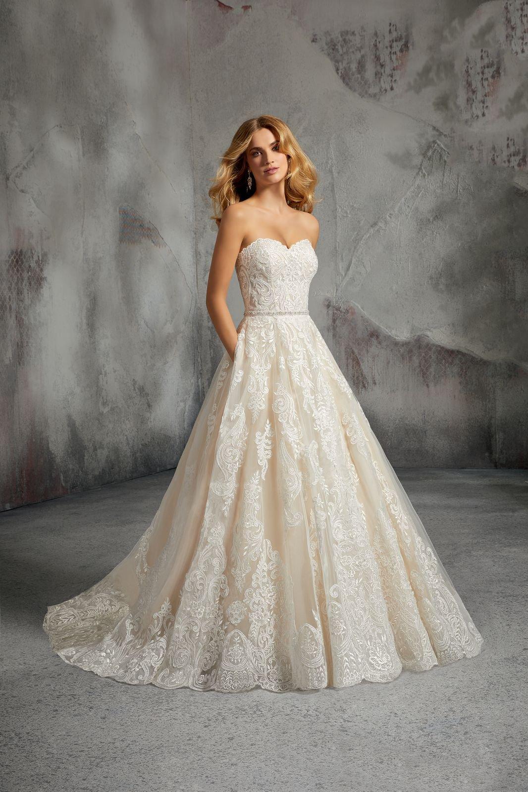 8273 - Suknie ślubne