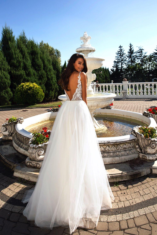 DARCEY – Tina Valerdi - Suknie ślubne