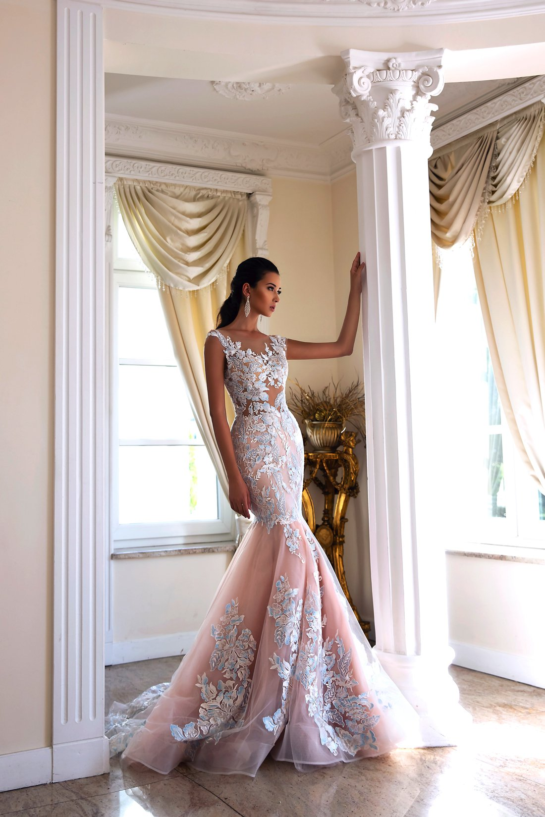 GALILEA – Tina Valerdi - Suknie ślubne