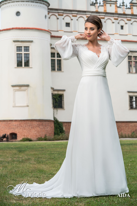 AIDA – MS Moda - Suknie ślubne