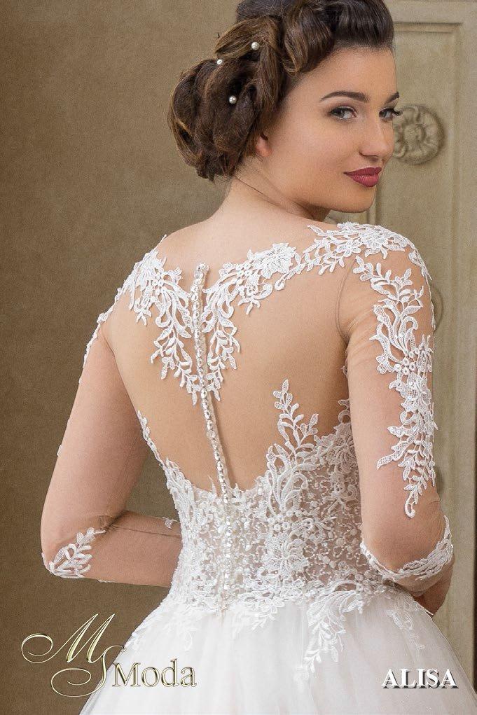 ALISA – MS Moda - Suknie ślubne