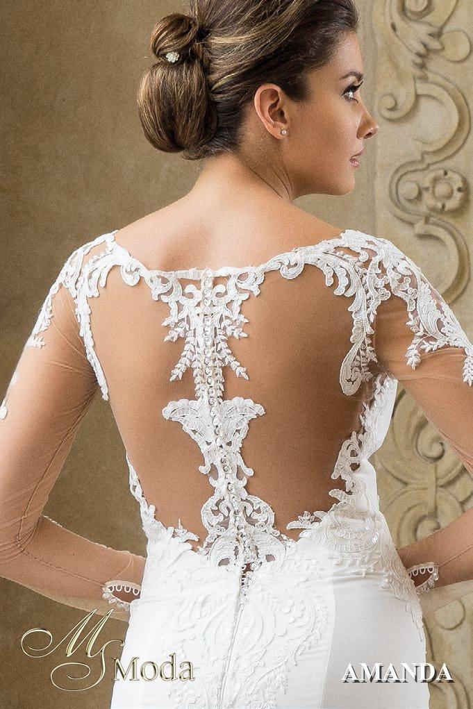 AMANDA – MS Moda - Suknie ślubne