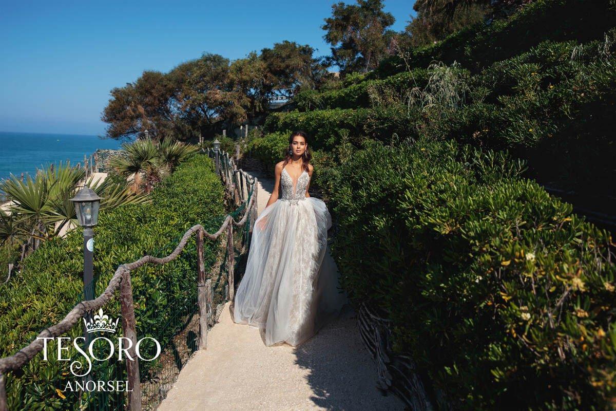 ANORSEL – Tesoro/Ariamo - Suknie ślubne
