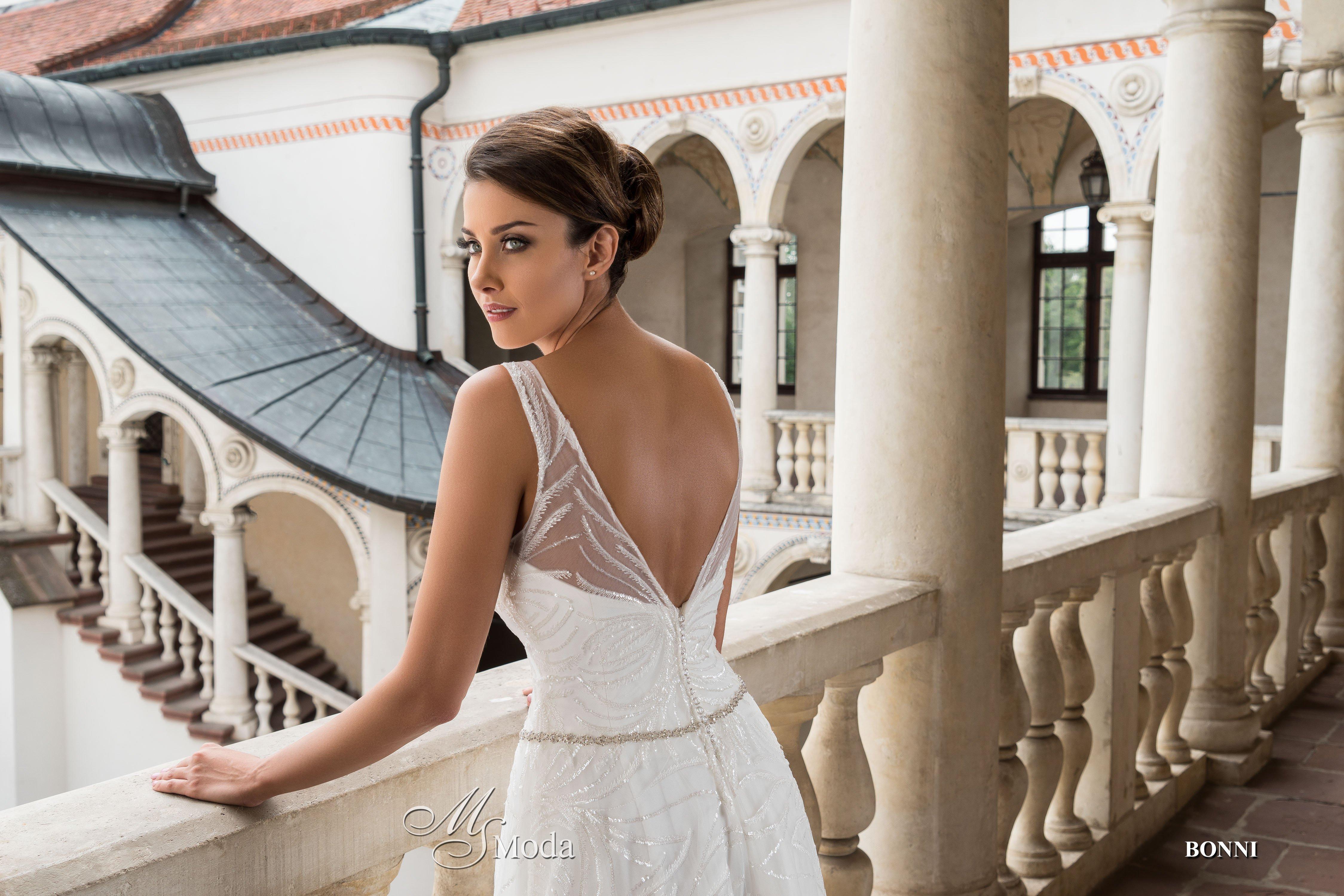 BONNI – MS Moda - Suknie ślubne