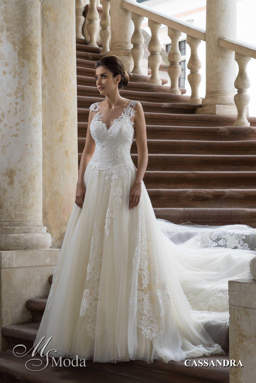 CASSANDRA – MS Moda - Suknie ślubne