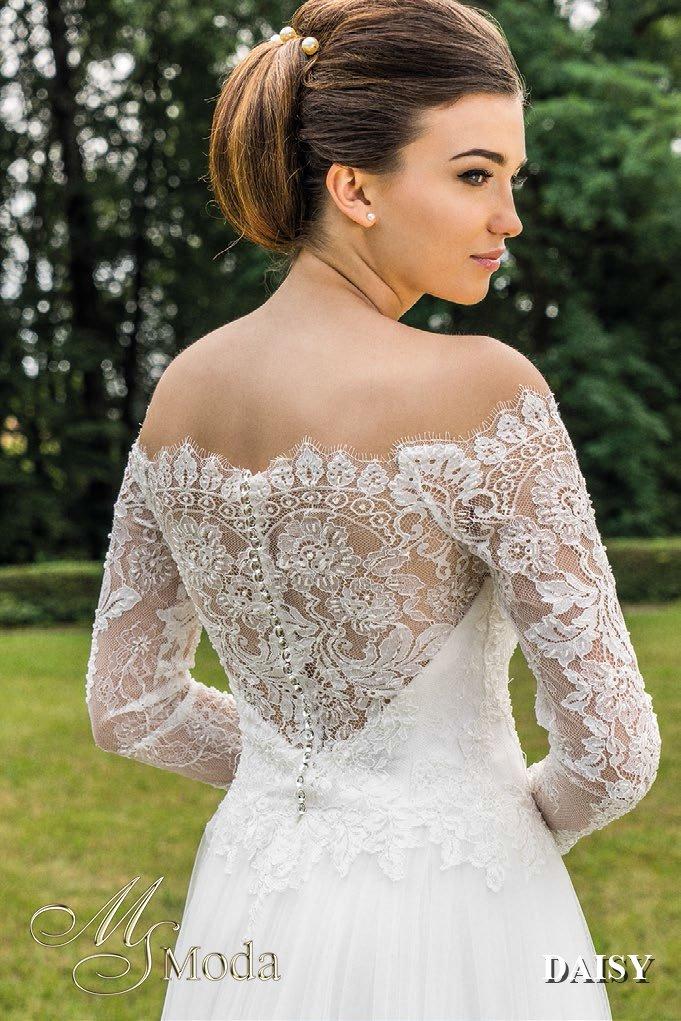 DAISY – MS Moda - Suknie ślubne