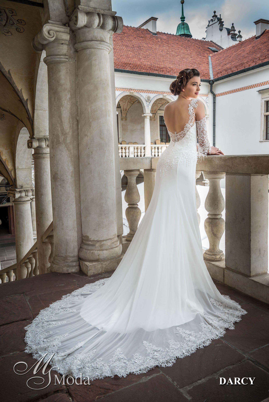 DARCY – MS Moda - Suknie ślubne