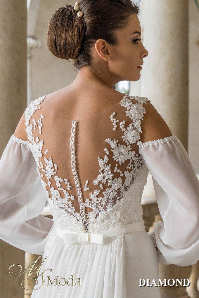 DIAMOND – MS Moda - Suknie ślubne