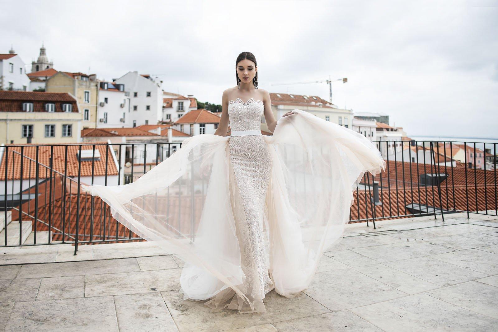 ANDROMEDA – Oksana Mukha - Suknie ślubne