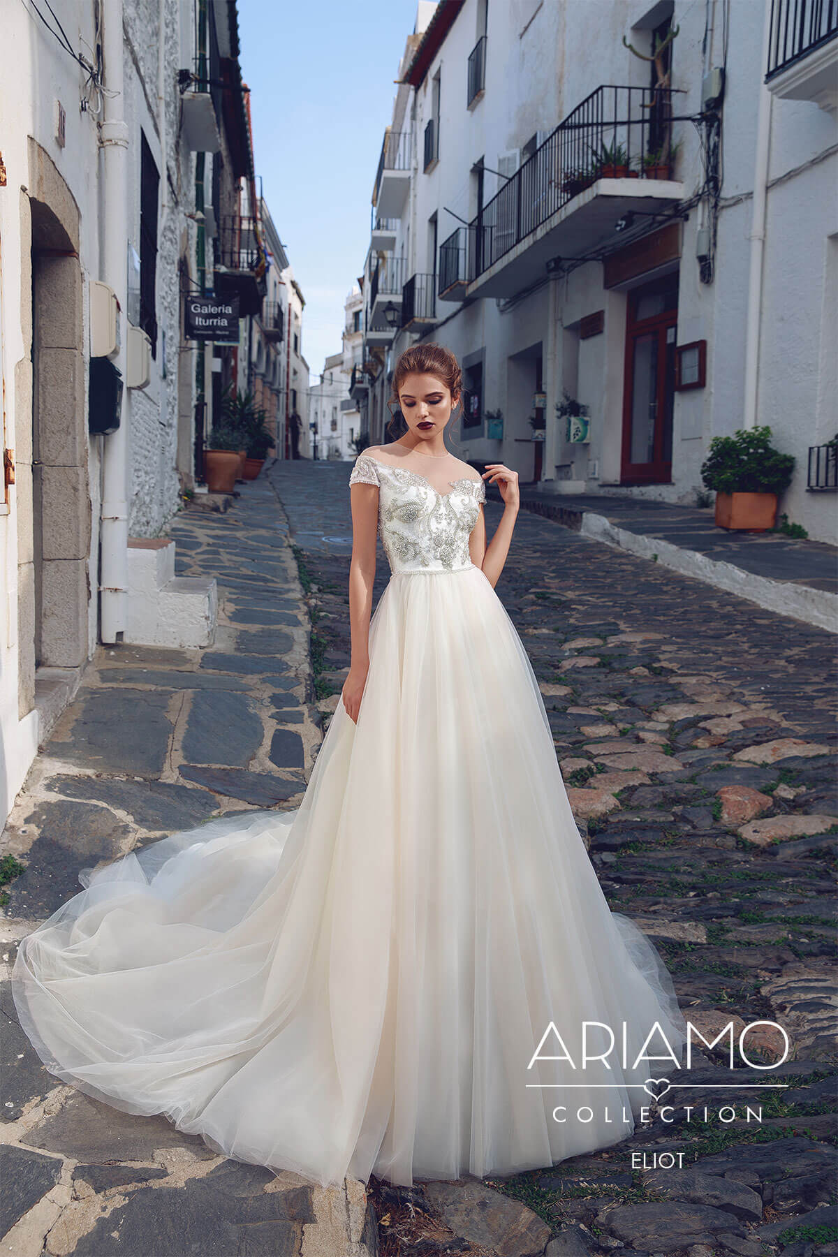 ELIOT – Tesoro/Ariamo - Suknie ślubne