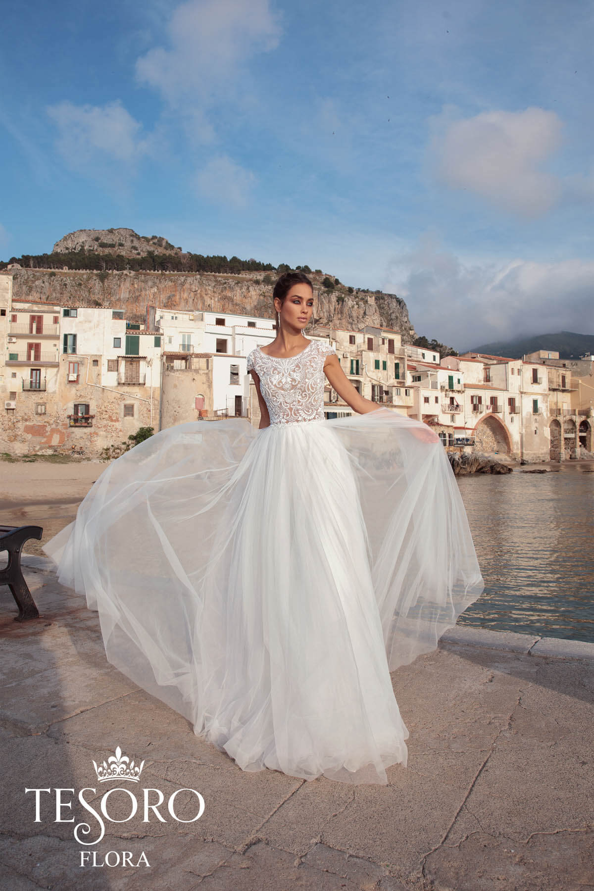 FLORA – Tesoro/Ariamo - Suknie ślubne