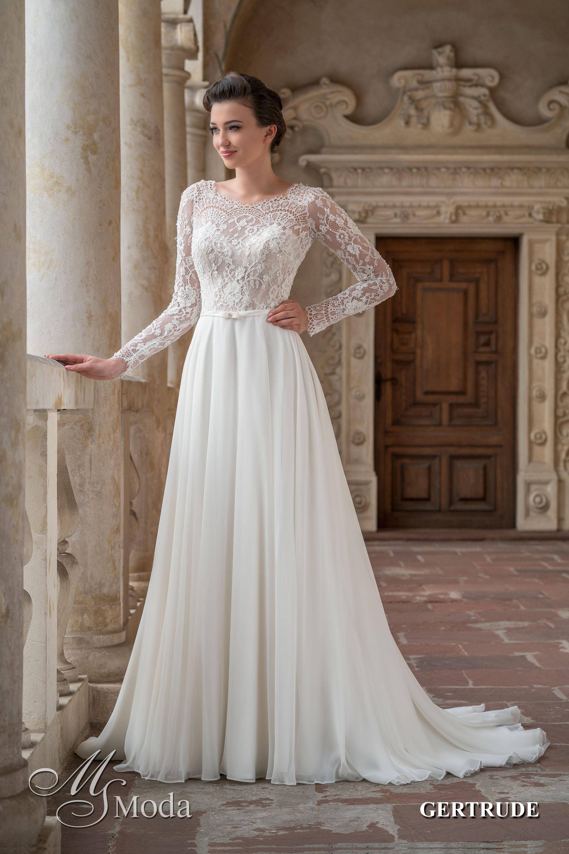 GERTRUDE – MS Moda - Suknie ślubne