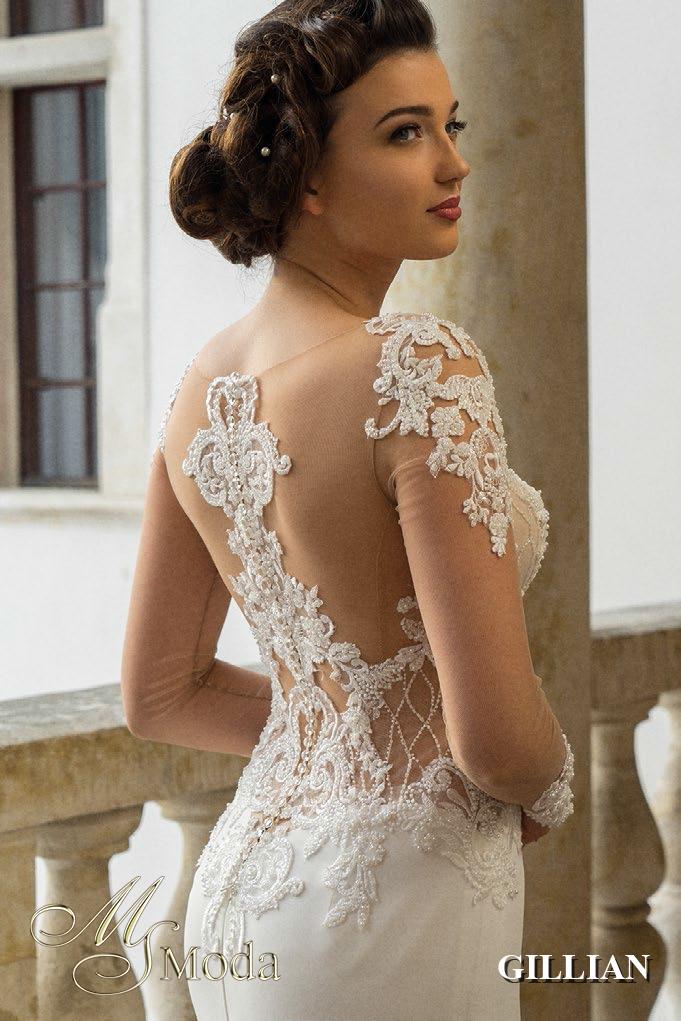 GILIAN – MS Moda - Suknie ślubne