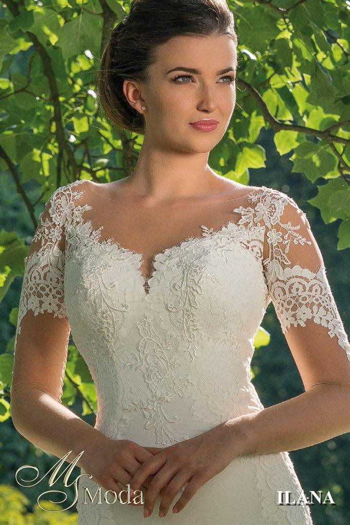 ILANA – MS Moda - Suknie ślubne