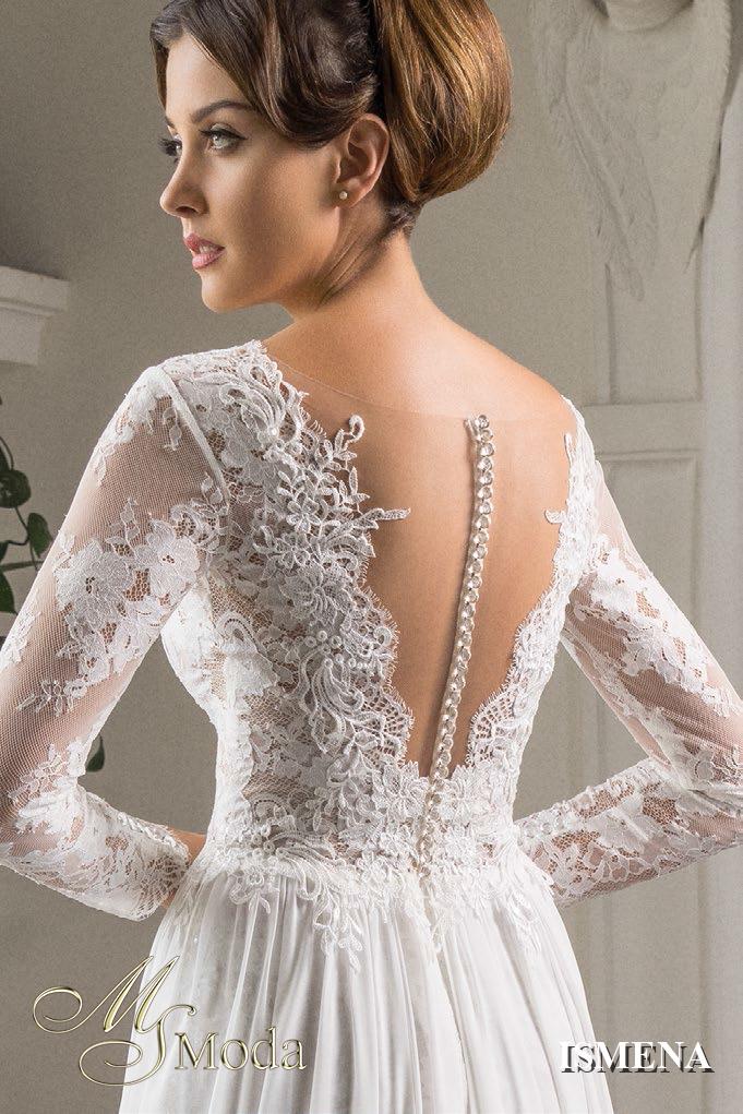 ISMENA – MS Moda - Suknie ślubne