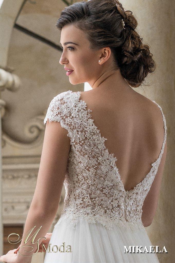 MIKAELA – MS Moda - Suknie ślubne