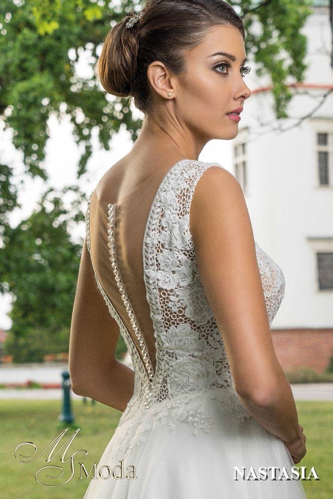 NASTASIA – MS Moda - Suknie ślubne