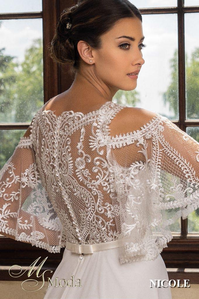 NICOLE – MS Moda - Suknie ślubne