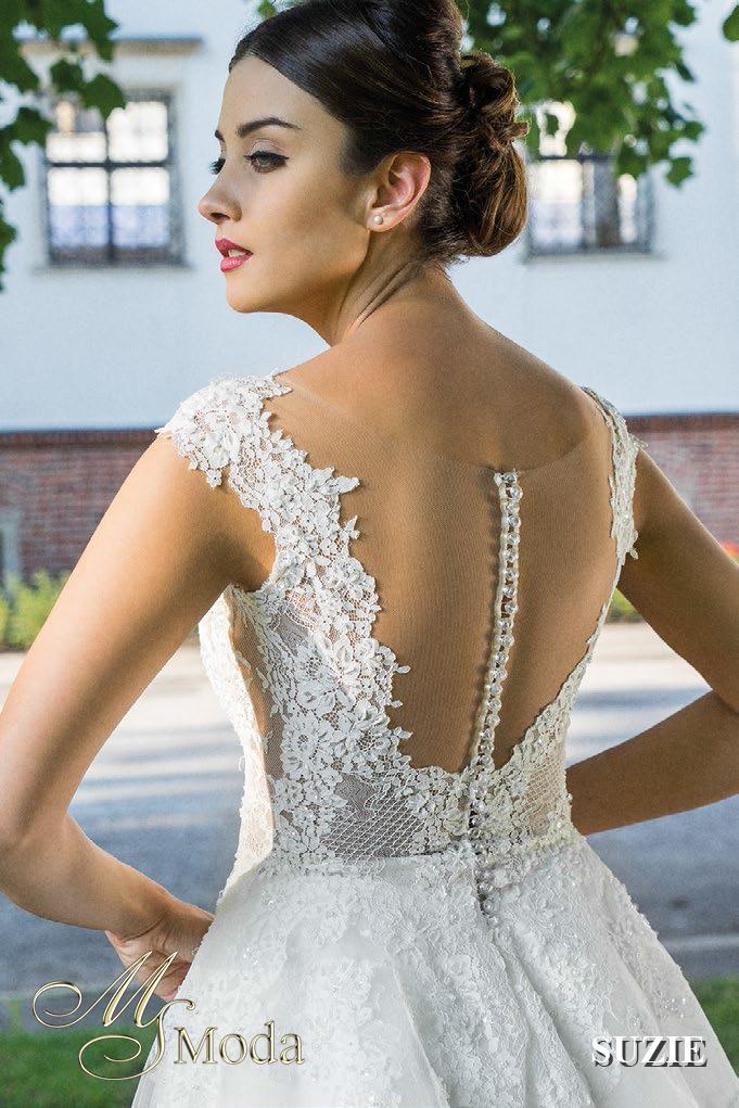 SUZIE – MS Moda - Suknie ślubne