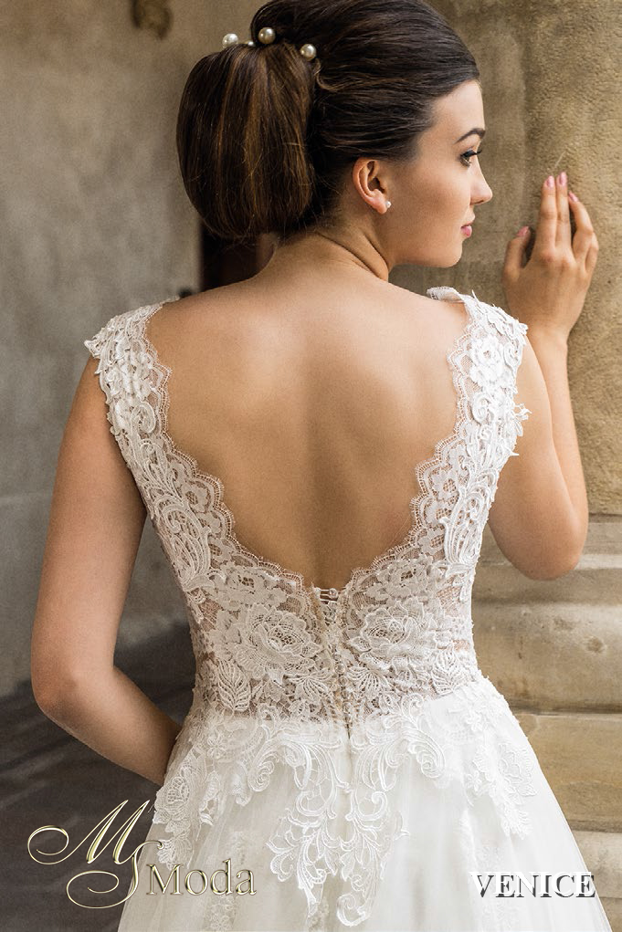 VENICE – MS Moda - Suknie ślubne
