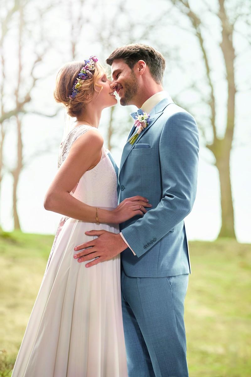 Garnitur Tziacco 2019/1 błękitny - garnitury